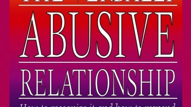 The Verbally Abusive Relationship Book by Patricia Evans