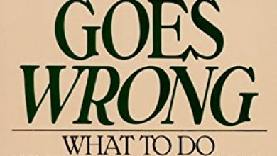 Books by Others: When Love Goes Wrong